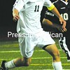 Pat Shaughnessy, the former PHS star, is now playing for Plattsburgh State.<br><br>(P-R file photo)