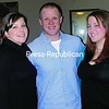 Jenna Casey (left), Matt Barrett and Sara Welch are all celebrating their sixth birthday today. The trio met more than a decade ago and have remained close through the years. They've celebrated their leap-year birthdays differently each year and plan a big weekend party to make this one memorable.<br><br>(Staff Photo/Andrea VanValkenburg)