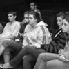 Teens listen during a Town Hall forum in the Village of Keeseville. <br><br>(Staff Photo/Robin Caudell)