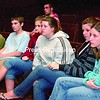 Teens listen during the Village of Keeseville Town Hall forum held to address their recreational needs. <br><br>(Staff Photo/Robin Caudell)