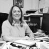 Maria Alexander took over as executive director of the Clinton County Senior Center in November 2008.<br><br>(Staff Photo/Kelli Catana)