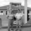 R.L. Vallee co-owner Tim Vallee (left) said the company has purchased four convenience store/gas stations from Andy Chase. The company acquired the stations in Peru, Dannemora, Redford and Military Turnpike in Plattsburgh.<br><br>(Staff Photo/Dan Heath)