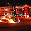 Edward Boyle of Mineville puts on a striking display of Christmas lights every year at his home on County Route 7. <br><br>(Staff Photo/Lohr McKinstry)