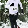 Jingle Bell 5K Snowshoe Race overall winner Caleb Strong.<br><br>(P-R Photo/Pat Hendrick)