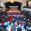 Enthusiastic crowds turned out Friday in Saranac Lake for a parade honoring local Olympic athletes and for an autograph-signing session in the Town Hall. Hundreds lined up to get the signatures of the local athletes competing in the 2010 Winter Olympics.<br><br>(P-R Photo/Jack LaDuke)
