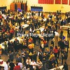 Hundreds gathered to sample fare from more than 25 area restaurants at the Taste of the North Country. The event was held in the Plattsburgh State Field House.<br><br>(Staff Photo/Kelli Catana)