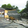 The Keene Volunteer Fire Department lost its fire station in flooding Sunday as Tropical Storm Irene moved north.<br><br>(Staff Photo/Kim Smith Dedam)