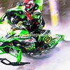 Jarett Catlin of Rochester, N.H. competes in the Sport 600 Final at the East Coast Snocross Series event held at the Crete Memorial Civic Center Sunday.<br><br>(P-R Photo/Gabe Dickens)