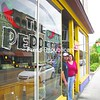 Michelle Kelley and Chris Leclair are  now operating The Pepper Mexican restaurant at 13 City Hall Place in downtown Plattsburgh.<br><br>(P-R Photo/Bruce Rowland)