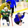 Ben Chapple helps his sons Owen (left) and Aiden try to stay on their feet Saturday during public skating at the Plattsburgh State Field House. Open skating will be held from 1:30 to 2:45 p.m. Jan. 8, 15, 21, 22, 28 and 29. Admission is $2 for the public; skate rentals are available. Bonus photos from this event will be available at www.pressrepublican.com.<br><br>(P-R Photo/Rob Fountain)