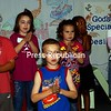 """Children act out """"The Woodpecker Song""""  at """"IncrediWorld Amazement Park,"""" a vacation Bible school sponsored by the First Assembly of God in Plattsburgh.<br><br>(Staff Photo/Robin Caudell)"""
