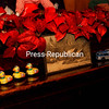 Vintage toys adorn a mantle in the apothecary.<br><br>(Staff Photo/Robin Caudell)