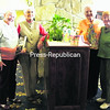 Sharing their spring-cleaning memories from younger years are Lake Forest Senior Living Community members (from left) Joan Clarke, Betty Gregory, Nancy Collin and Mary Lue Gould.<br><br>(P-R Photo/Susan Tobias)
