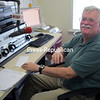 About to hang up his microphone after 45 years in the radio business, Ducky Drake says he'll miss the people whose paths have crossed his during his career at WIRY 1340 radio station in Plattsburgh.<br><br>(STAFF PHOTO/JOE LOTEMPLIO)
