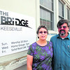 Rick and Kathy Santor are the leaders of The Bridge Keeseville, a church tucked into the village's downtown. The church has been renovated, and programs are expanding.<br><br>(P-R PHOTO/AMY HEGGEN)