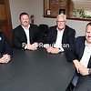 Coldwell Banker's PJ Whitbeck (from right), associate real estate broker; Peter Whitbeck, real estate broker; Adam Whitbeck, associate real estate broker; and Ryan Barcomb, office administrator. (GABE DICKENS/P-R PHOTO)
