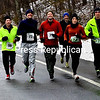 """Runners participate in the half-marathon portion of the Doc Lopez Run for Health, an event founded by the late Westport veterinarian Dr. Robert """"Doc"""" Lopez during the 1980 Winter Olympics.<br><br>(ALVIN REINER/PHOTO)"""