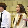 Plattsburgh High School Vocal Ensemble performs Monday during the Dr. Martin Luther King Jr. Community Celebration. The Dr. Martin Luther King Jr. Commission sponsors the annual event.<br><br>(ROB FOUNTAIN/STAFF PHOTO)