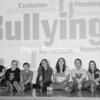 Members of Moriah Central School's On Common Ground student acting troupe are shown. Pictured, from left, are Sebastian Sprouse, Myles Madill, Katelyn Miller, Jon Gibbs, Sarah Drake, Brittany Werber, Samantha Hayes, Megan Maye, Jenna Drake, and Aletha Goralczyk. Not pictured are members Nick Allen, Sophie Bryant, Emily Haase and Max Haran. (LOHR MCKINSTRY/STAFF PHOTO)