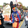 GABE DICKENS/P-R PHOTO 10-5-2016<br /> During their recent Homecoming Weekend, Plattsburgh High School students wear various costumes as they take part in the school's annual Homecoming Parade, which began at Stafford Middle School, moved down Broad Street to Rugar Street, ending at the High School.