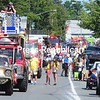 ROB FOUNTAIN/STAFF PHOTO  9-5-2016<br /> Parade participants roll down Route 11 Sunday during the 58th-Annual Mooers Labor Day Celebration. See more photos from area festivities on A3.