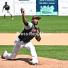 Plattsburgh RedBirds pitcher Matthias Leyva delivers a pitch against the Old Orchard Beach Surge during Sunday's Empire Professional Baseball League game at Chip Cummings Field.<br /> KAYLA BREEN/ STAFF PHOTO