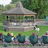 The Duo performs to a large crowd at Little Ausable Park in Peru. The recent event is part of the Summer Concert Series at the park, held at 6 p.m. each Sunday through Aug. 28.<br /> JOANNE KENNEDY/ P-R PHOTO