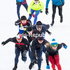 GABE DICKENS/ P-R PHOTO<br /> At the Olympic Oval in Lake Placid recently, speed skaters practice for the Empire State Winter Games, which begin Friday, and the U.S. National Speed Skating Age Group Championships, which take place Feb. 11 and 12. The opening ceremony for the Winter Games, set to feature over 2,000 athletes competing in 31 events spread across Lake Placid, Saranac Lake, Paul Smiths, Malone and Tupper Lake, takes place today at 6 p.m. at the Olympic Center in Lake Placid. The events are free to attend, although some Olympic venues do charge an entrance fee.