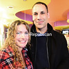 ROB FOUNTAIN/ STAFF PHOTO<br /> At the Koffee Kat in Plattsburgh, Kelli and Francisco Rodriguez talk about what keeps the romance alive in their relationship after being together for almost 20 years.