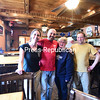 ROB FOUNTAIN/ STAFF PHOTO<br /> The team at Hobie's Annex includes (from left) Bar Manager Cassie Hogue, owner Ziad Sassine, Sandy Bazzano and Kitchen Manager Jason Oberg. Sassine opened the restaurant and bar at 1161 Cook St., Dannemora.