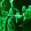 GABE DICKENS/ P-R PHOTO<br /> People packed the venue as they danced and cheered on the band well into the evening.