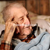 Harold Relation Sr. shares his experiences at his home in Beekmantown on Tuesday. The 94-year-old has lived in Beekmantown his entire life.<br><br>(ROB FOUNTAIN/STAFF PHOTO)