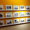 The photos in the Clinton County Historical Museum exhibits are lined up and ready for perusing.<br><br>(ROGER BLACK/STAFF PHOTO)
