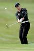 03 October 2008:  Annika Sorenstam (SWE) during the Samsung World Championship, Round 2, at the Half Moon Bay Golf Links Ocean Course in Half Moon Bay, CA.