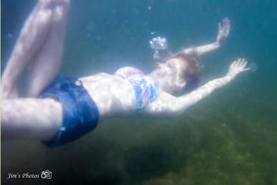 Ind - Kora Beth Underwater - June 18, 2015