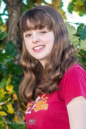 Senior Class Photos - Catriona White - Sept 22, 2014