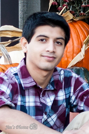 Senior Class Photos - Smeet Talati - 2013