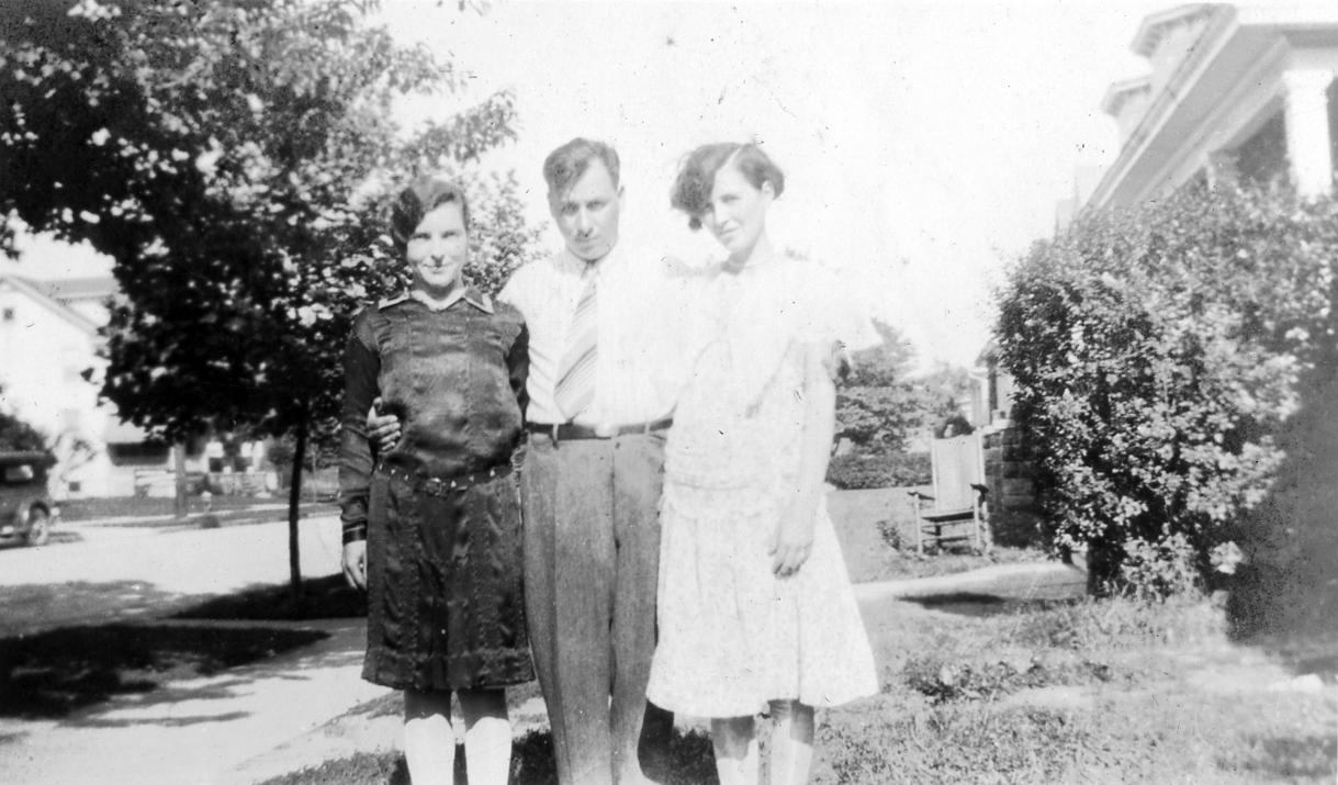 Probably June 15, 1930 523 8th Avenue, Belmar, NJ Susan Maria (Keating) Kuck, James Raphael Keating and Anna Regina (Keating) Morris.