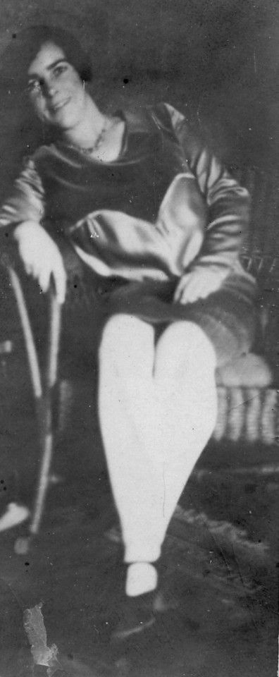 December 31, 1927 Susan Maria (Keating) Kuck.