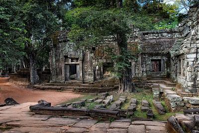Bayon Temple complex, Angkor Archaeological Park