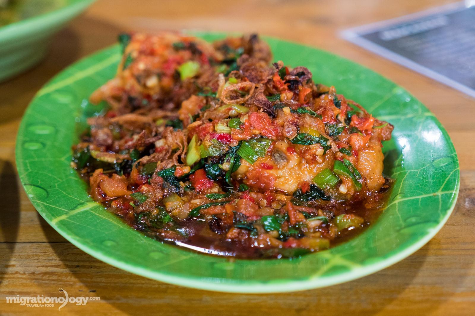 Manado food