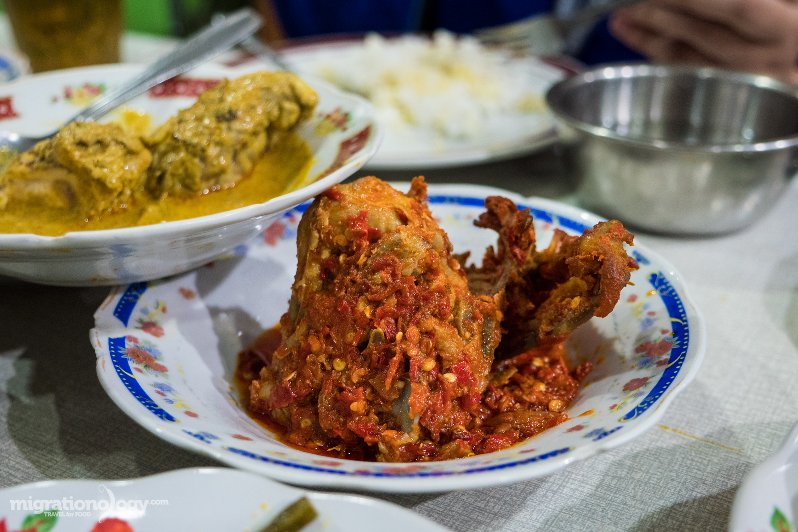 best Nasi Padang in Jakarta