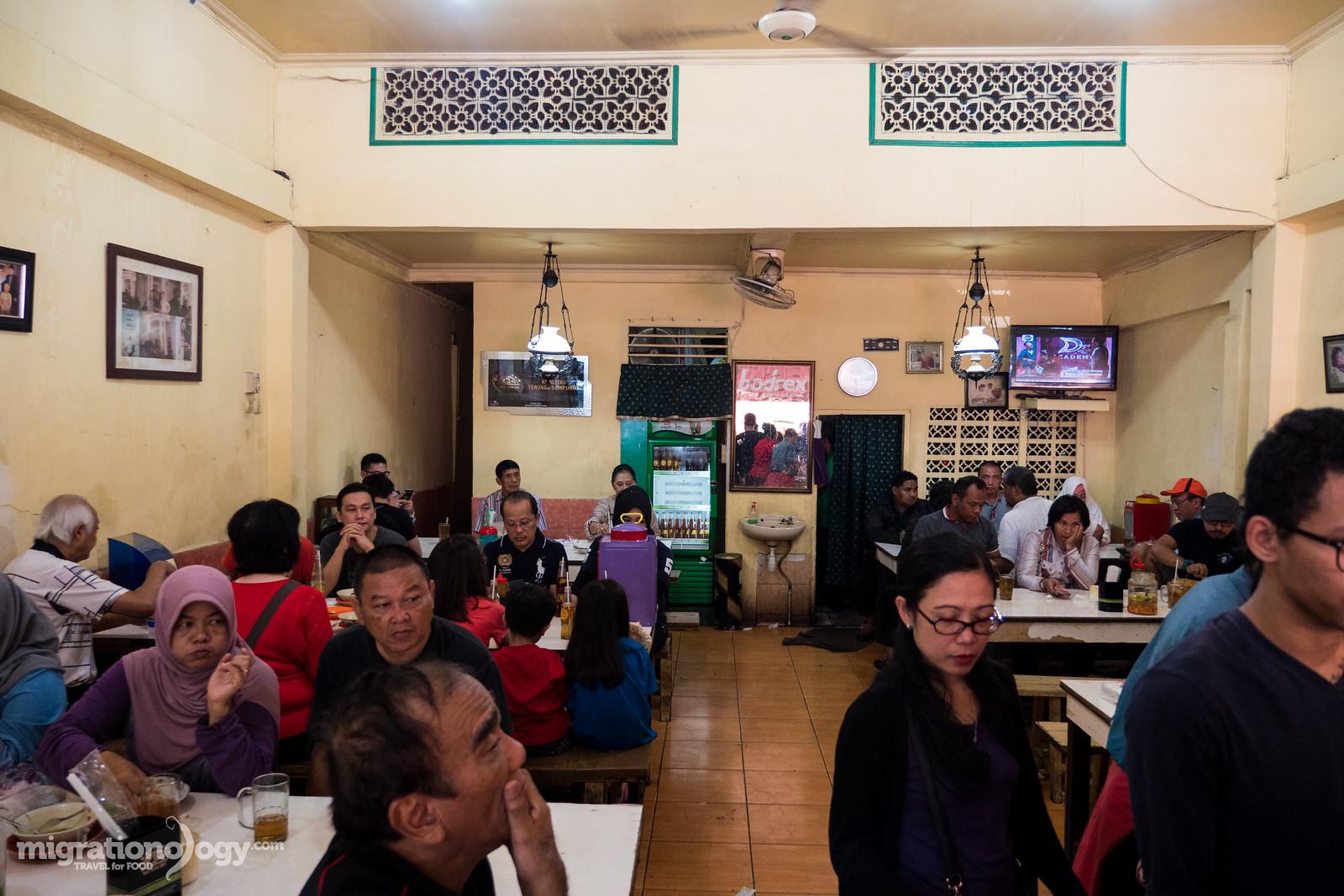 restaurants in Jakarta