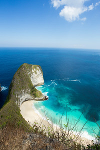 dream Bali Manta Point Diving place at Nusa Penida island