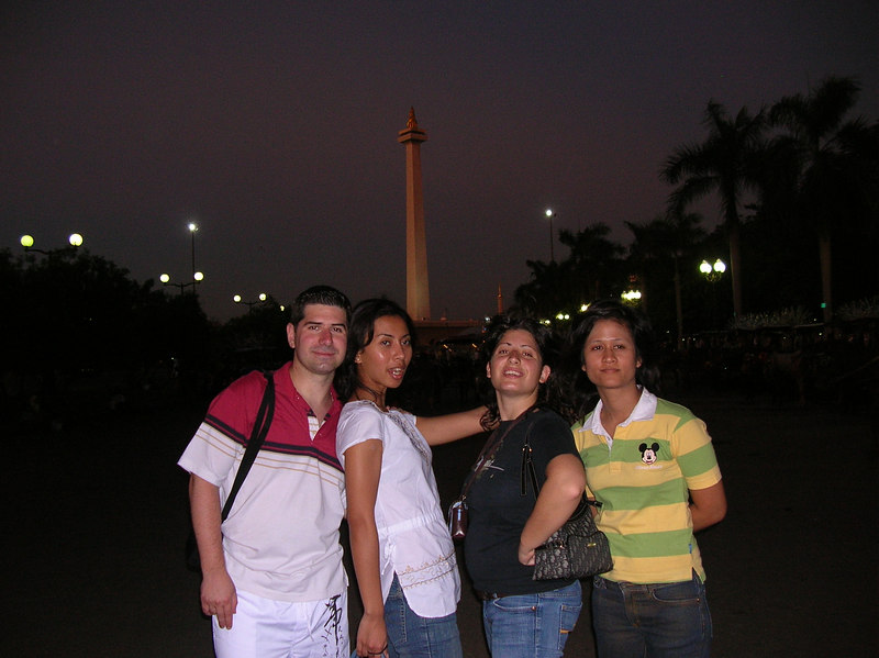 Monas (The National Monument)