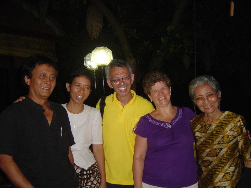 Bapak (Dad), Ibu (Mom), Dad, Mom, Ayang (Grandma)