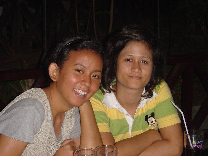 Sabina and Poon