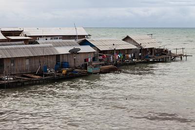 A very high tide in Dobo