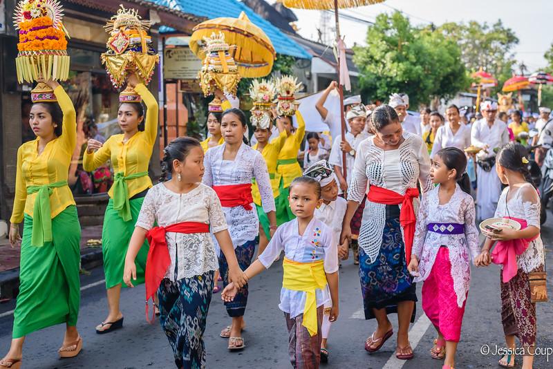 Women Leading the Ceremony