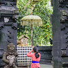 Prayers at Tirta Empul Temple
